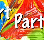 paint birthday party