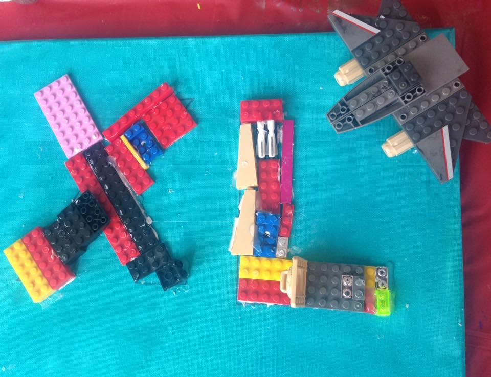 Lego Art Workshop for Kids