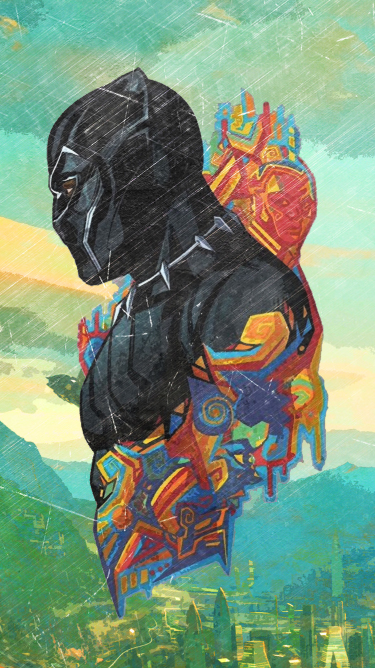 Black Panther Paint Night