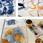 watercolour art workshop