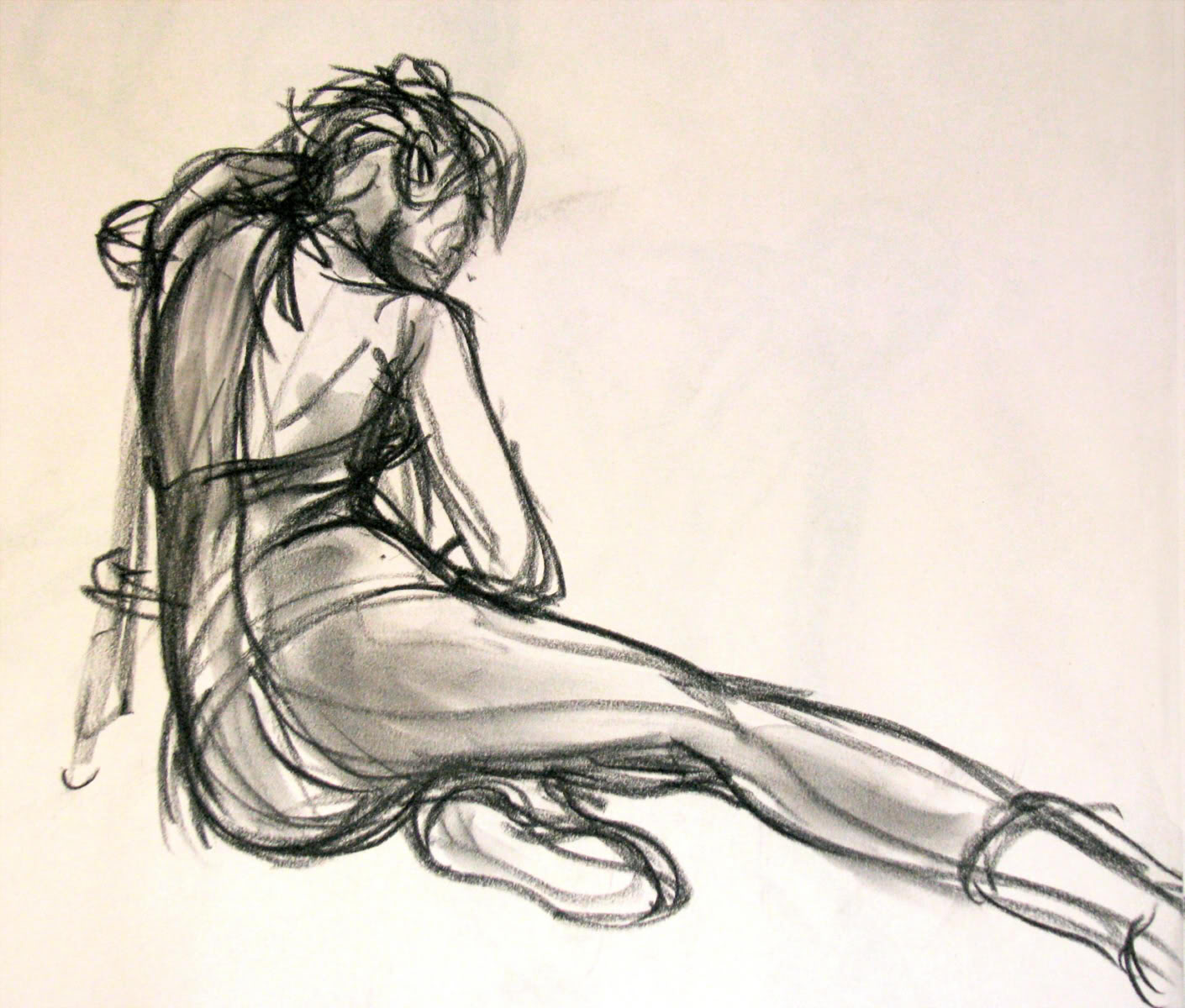 Figure Drawing Drop In